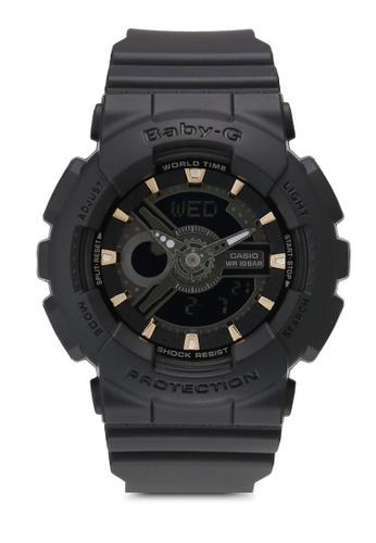 Casio black Casio Baby G Watch BA-110GA-1A FBFCCAC3833C1EGS_1
