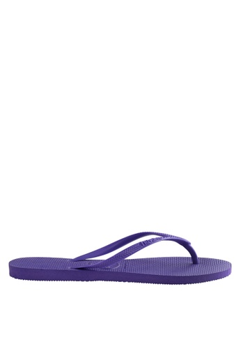 22aecca00ae3eb Shop Havaianas Slim Flip Flops Online on ZALORA Philippines