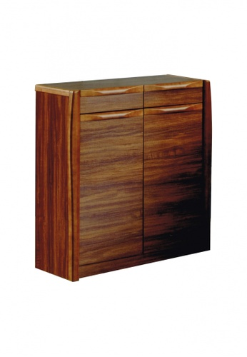 Choice Furniture brown Choice Furniture - Sid Shoe Cabinet 41FA9HL6A3A390GS_1