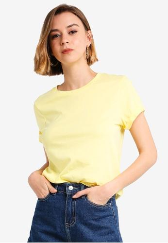 0cc09b82b9ed7f Buy Brave Soul Eleanor Plain T-Shirt   ZALORA HK
