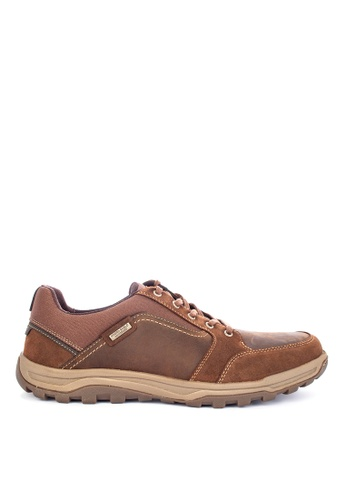 Rockport brown Harlee Lace To Toe Outdoor Shoes D3BEFSH168F3A1GS_1