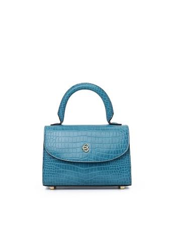 Byford blue U.K. Byford Ladies' PU handbag 74236AC3A4E67BGS_1