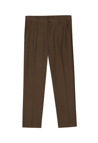 HAPPY FRIDAYS Slim Casuel Suit Pants M8-A-2302 40FF7AA217323FGS_1