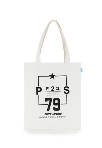 Peeps beige 79 Eco Bag 8B32DAC96BF0F3GS_1