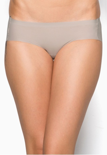 Impression beige Seamless Panty IM021AA71HEASG_1