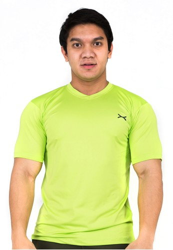 Flexzone green FLEXZONE Sports Tee MultiSport Series Green B1359AA6DD0982GS_1