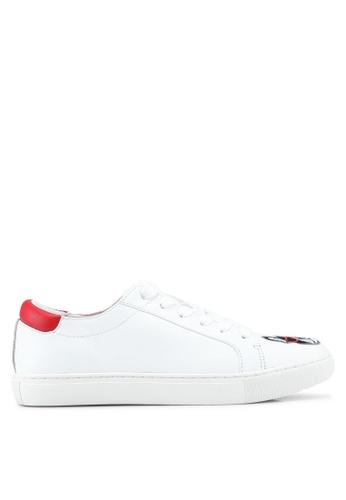 Kenneth Cole 白色 Kam CNY Dog Kam Sneakers A887FSH81DAD3FGS_1