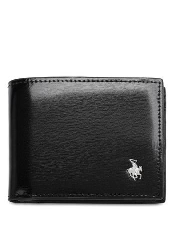 Swiss Polo black Casual Short Wallet 3E7A4ACE4F0497GS_1