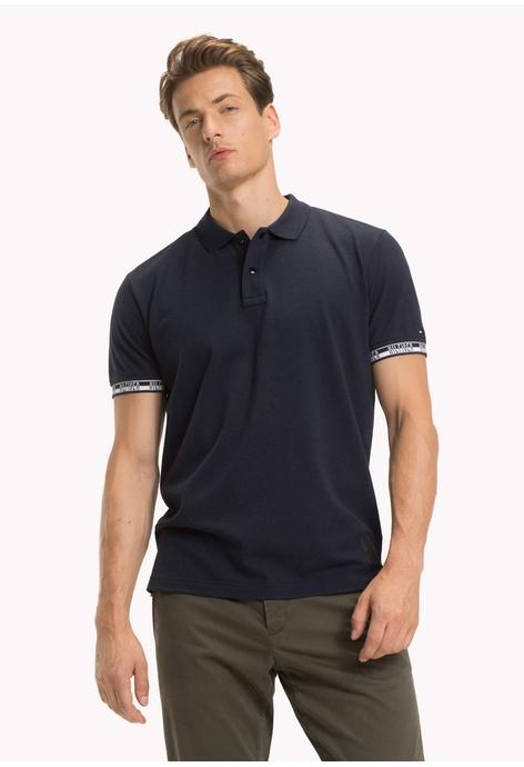 9596fcf0 Buy Tommy Hilfiger Men Polos Online | ZALORA Malaysia