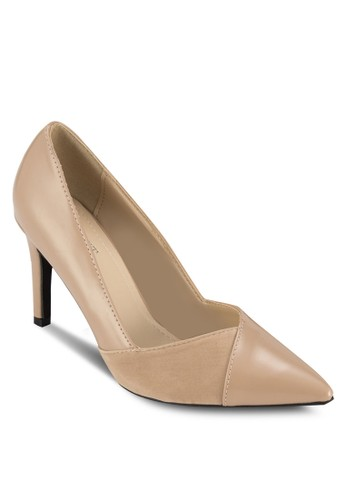 Stella 尖頭高跟鞋,esprit outlet 旺角 女鞋, 鞋