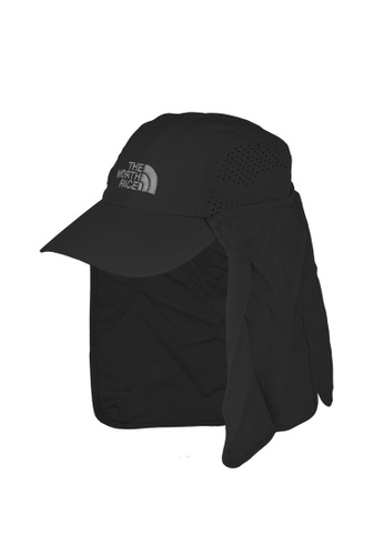 e036647adfe The North Face grey TNF SUN SHIELD BALL CAP ASPHALT GREY MID GREY  F5BDEAC3ECE47FGS 1