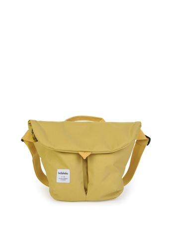 Hellolulu yellow Kasen - All Day Shoulder Bag 90109AC6CC6A49GS_1