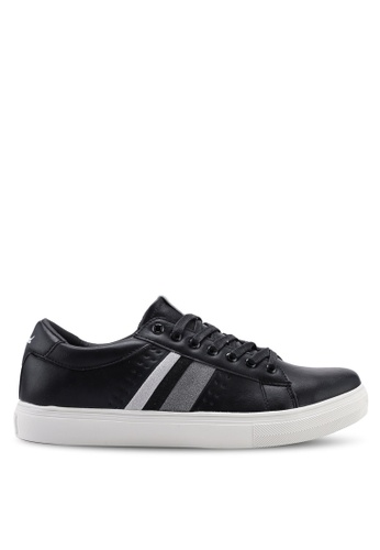 High Cultured black Casual Sneakers-339 855E5SH525A8E5GS_1