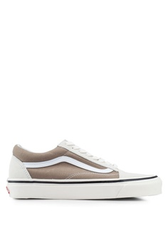 58af6f744a3 VANS beige Old Skool 36 DX Anaheim Factory Sneakers 65D66SHE5F50CBGS 1