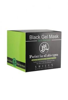 Skin Refresh Black Gel Mask