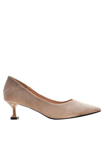 Twenty Eight Shoes 5CM尖頭高踭鞋 6209-1 1546FSH5A4259DGS_1