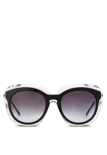 Dolce & Gabbana black DNA DG4282F Sunglasses DO384GL98WQBMY_1