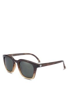 34ea6eab841 Sunski brown Moraga Stripe Tortoise Forest Sunglasses 12679GL459F2FEGS 1