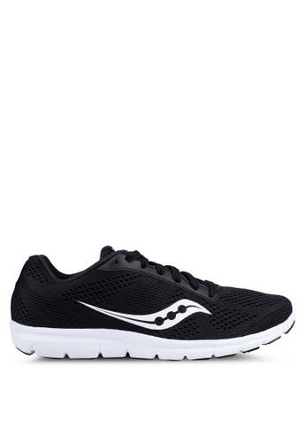 Saucony black Grid Ideal Shoes SA304SH0RRVZMY_1