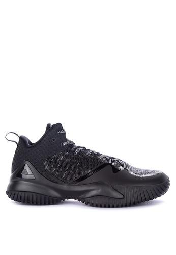 PEAK black Streetball Master II Basketball Shoes 8BB20SH538E7DAGS_1