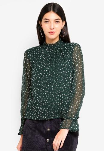 ONLY green Kim Top FF2DDAAF2FC609GS_1