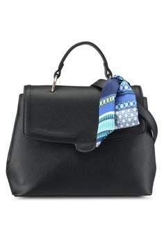 ZALORA black Medium Tophandle Bag FB0FBACD74004EGS 1 454e7c9141d01