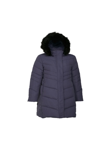 Universal Traveller blue Universal Traveller Classic Down Jacket With Contrast Lining - DJW 9011 1DA7AAA3D8FB66GS_1