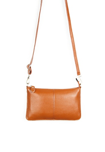 HAPPY FRIDAYS Ultrathin Litchi Grain Leather Shoulder Bags JN906 B706BAC443E297GS_1