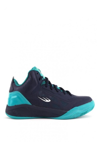 World Balance blue Point Break MS Basketball Shoes C55B3SHEB15150GS_1