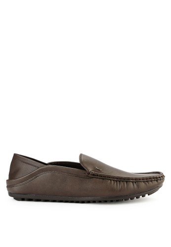 Watchout! Shoes brown Semi Moccassin 0D9B3SH4F955A8GS_1