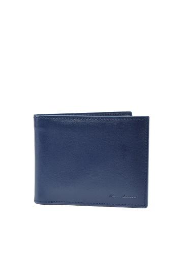MARCO LAURENT blue Lunasol Sheep Skin Fold Wallet MA668AC2VN2YHK_1