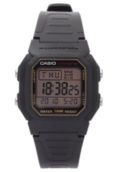 Digital W-800HG-9A Watch