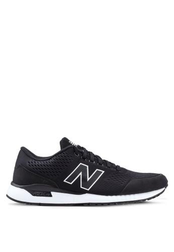 New Balance black Engineered Mesh Shoes C11E0SHEB1C0D5GS_1