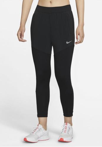 Nike black As W Nk Df Essential Pant 54A89AA90C92C3GS_1