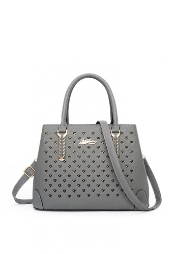 Korean Ladies Fashion Handbag DZN-1603