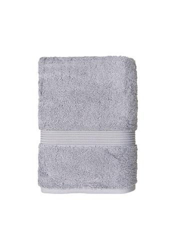 Charles Millen SET OF 2 Charles Millen Suite Cecile Bath Towel 100% PIMA Cotton Bath Towel 70 x 130cm 562g 7B9A8HL2429293GS_1