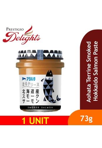 Prestigio Delights Aohata Terrine Smoked Hokkaido Salmon Paste 73g 07C73ESECD7423GS_1