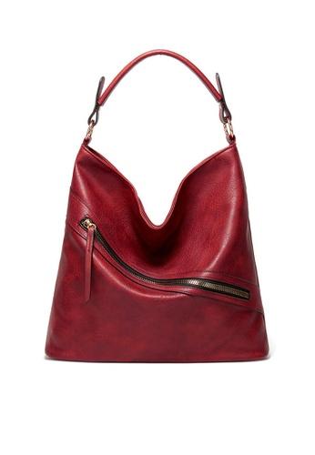 Twenty Eight Shoes red VANSA Simple Design Hand Bag VBW-Hb040 BF9C3ACAFCE805GS_1