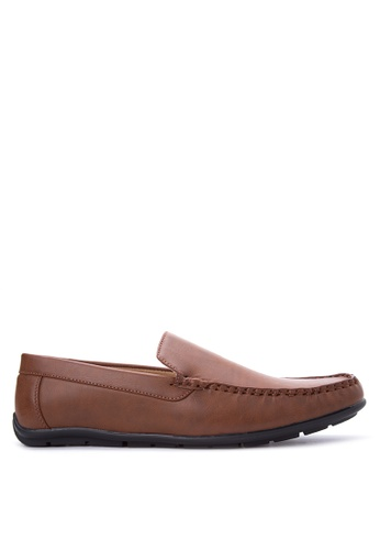 Itti brown Men's Formal Shoes IT425SH01GCSPH_1