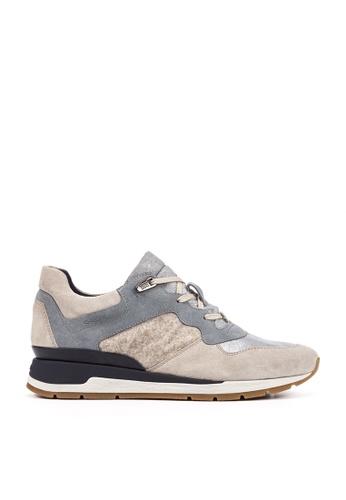 Geox beige Shahira Sneakers 5690BSHDE29142GS_1