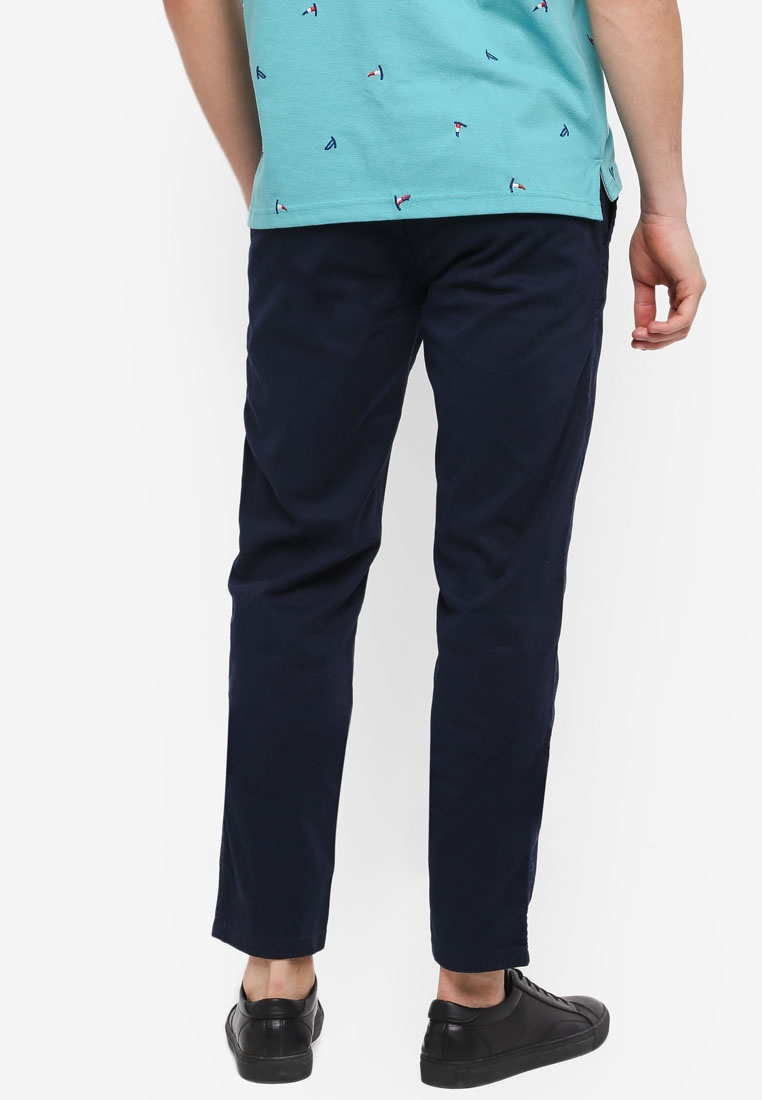Straight Navy Fidelio Chinos Slim 434 XwIq5xpWn