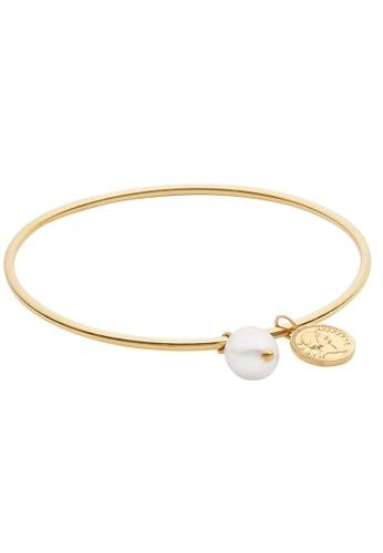 Pastiche gold Siren Bangle 55674ACFA60451GS_1