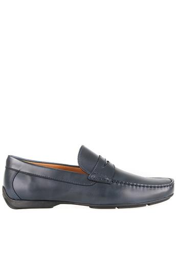 Tomaz blue Tomaz C408 Penny Loafers (Navy) 5998FSH55AEF10GS_1