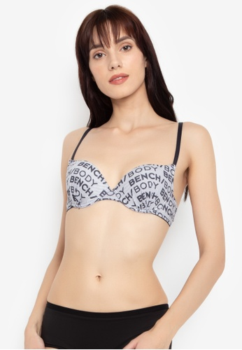 e83bd86b776d5 Shop BENCH Padded Push-Up Bra Online on ZALORA Philippines