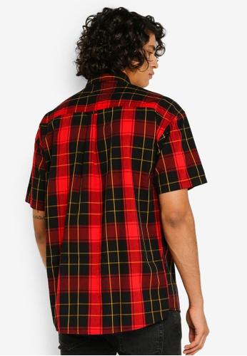 d9726dc0c7b Box Fit Short Sleeve Shirt