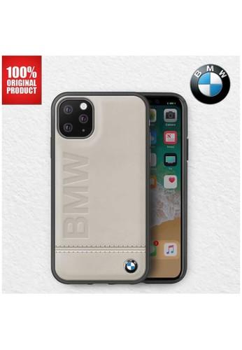 "BMW multi BMW - Imprint Signature Back Case iPhone 11 Pro Max 6.5"" Toupe 536EBESA997882GS_1"