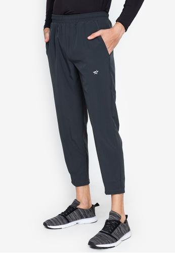Allstar grey Lightweight Slim Fit Jogger Pants 8D673AA43E2874GS_1