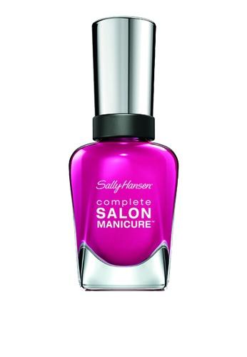 Sally Hansen pink Tell My Fuchsia Nail Polish SA454BE0KEBEPH_1