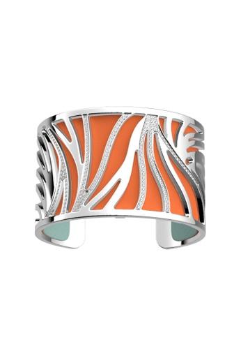 Les Georgettes by Altesse multi Les Georgettes Perroquet Silver 40mm Bracelet Lilium & Nimbus leather 37529AC4B6210BGS_1