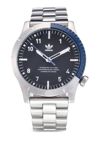 adidas silver adidas originals Cypher M1 Watch 7F9A5AC7FBBB35GS_1